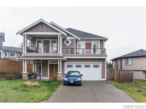 Main Photo: 2437 Prospector Way in VICTORIA: La Florence Lake House for sale (Langford)  : MLS®# 745602