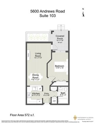 """Photo 19: 103 5600 ANDREWS Road in Richmond: Steveston South Condo for sale in """"LAGOONS"""" : MLS®# R2151403"""