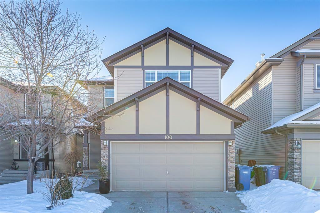 Main Photo: 100 Cougar Ridge Circle SW in Calgary: Cougar Ridge Detached for sale : MLS®# A1074898