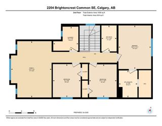 Photo 32: 2204 Brightoncrest Common SE in Calgary: New Brighton Detached for sale : MLS®# A1043586