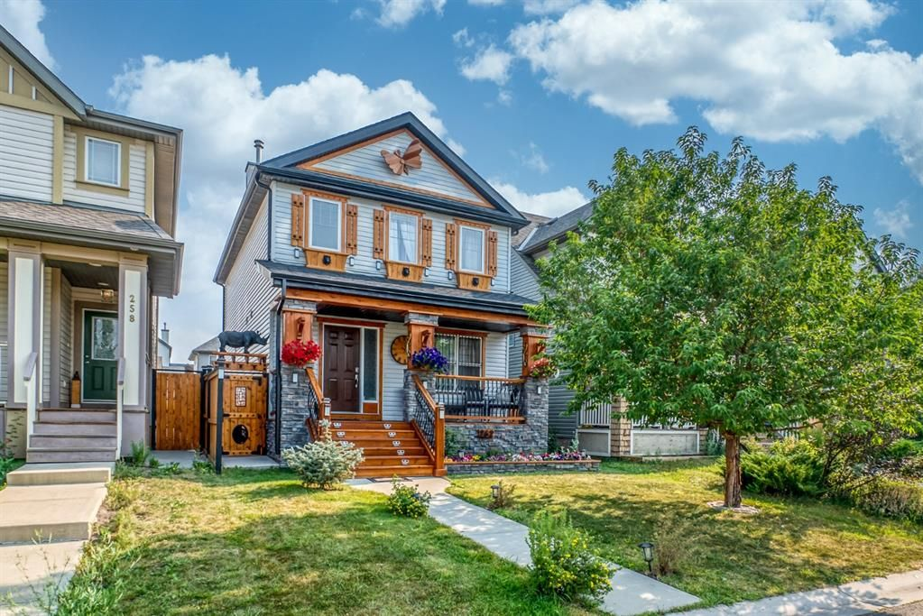 Main Photo: 262 Copperstone Circle SE in Calgary: Copperfield Detached for sale : MLS®# A1136994