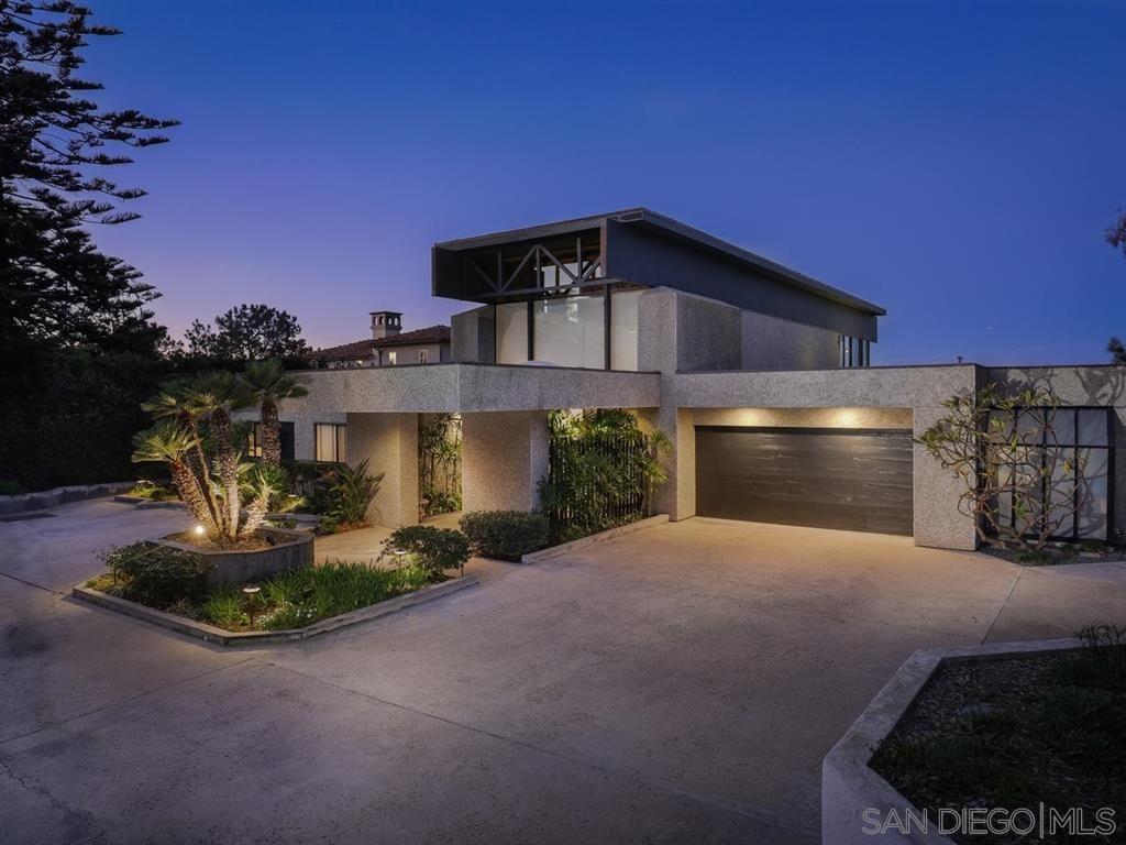 Main Photo: LA JOLLA House for rent : 3 bedrooms : 7963 Prospect Pl.