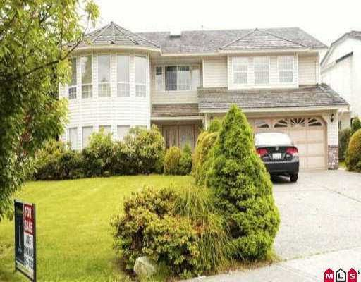 """Main Photo: 32842 HARWOOD PL in Abbotsford: Central Abbotsford House for sale in """"Harwood"""" : MLS®# F2610634"""