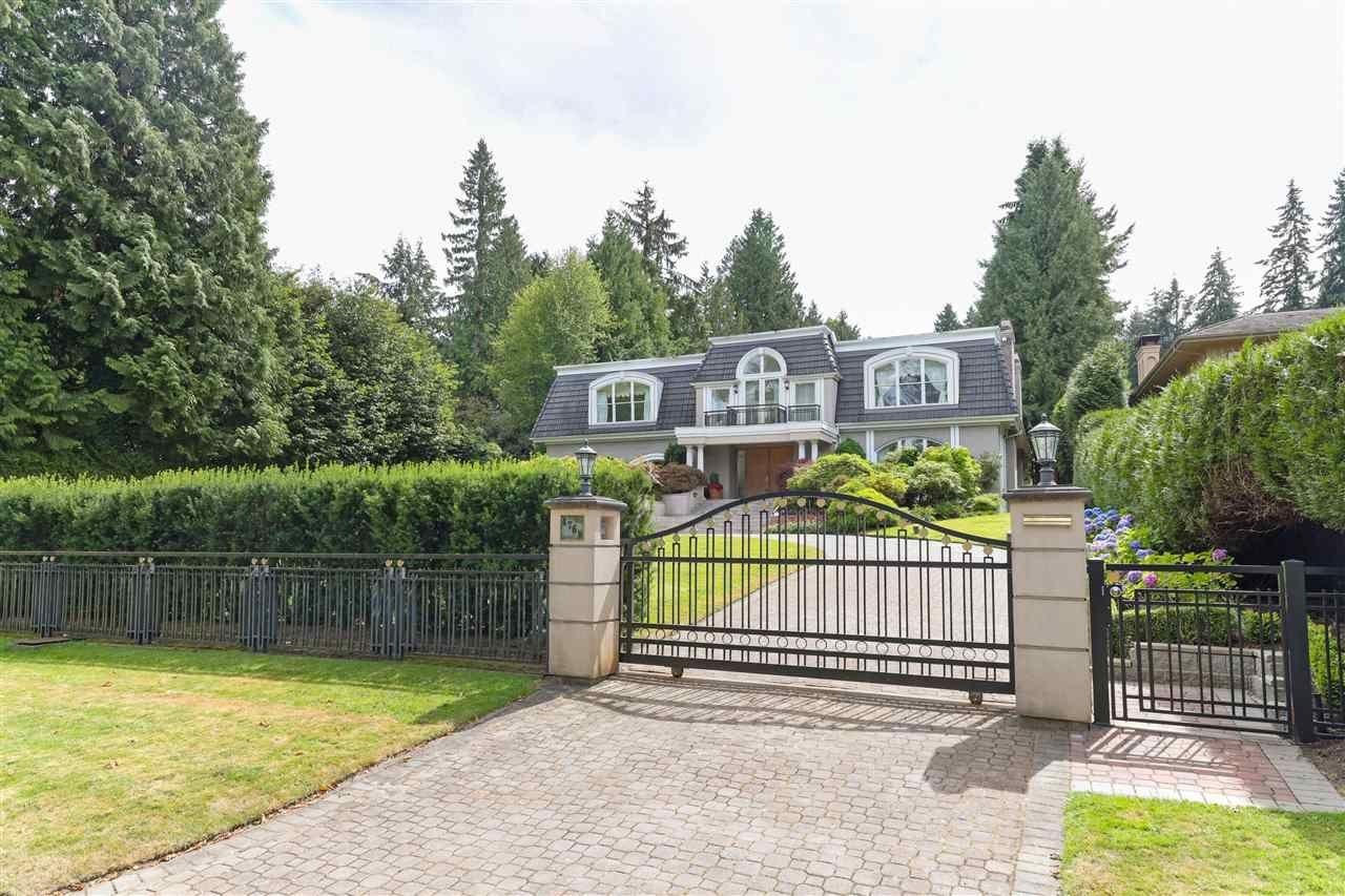 Main Photo: 4768 DRUMMOND Drive in Vancouver: Point Grey House for sale (Vancouver West)  : MLS®# R2480658