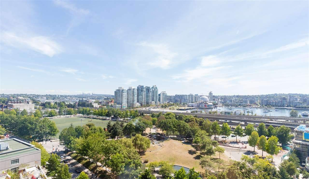 Main Photo: 1508 63 KEEFER Place in Vancouver: Downtown VW Condo for sale (Vancouver West)  : MLS®# R2216139