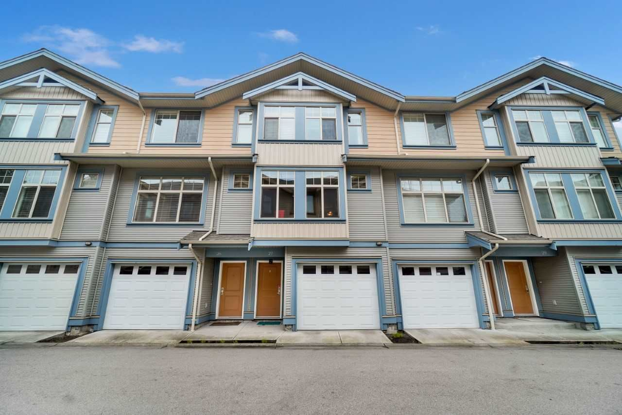 "Main Photo: 27 12036 66 Avenue in Surrey: West Newton Townhouse for sale in ""Dubb Villa"" : MLS®# R2559085"