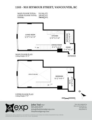 """Photo 37: 1103 933 SEYMOUR Street in Vancouver: Downtown VW Condo for sale in """"THE SPOT"""" (Vancouver West)  : MLS®# R2539934"""
