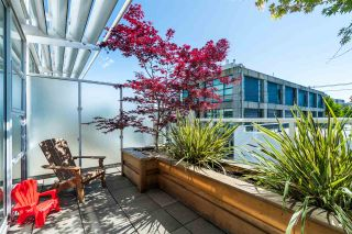 """Photo 14: 2 1650 W 1ST Avenue in Vancouver: False Creek Townhouse for sale in """"THE ELLIS FOSTER BUILDING"""" (Vancouver West)  : MLS®# R2062356"""