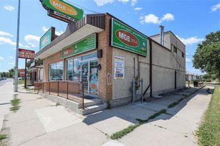 Photo 1: 988 McPhillips Street in Winnipeg: Industrial / Commercial / Investment for sale (4B)  : MLS®# 202121814