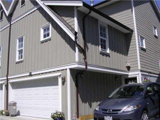 Photo 1: 14 12251 NO 2 ROAD in : Steveston South Townhouse for sale : MLS®# V828960