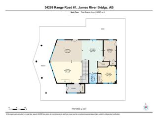 Photo 46: 34269 Range Road 61: Rural Mountain View County Detached for sale : MLS®# A1104811