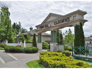 """Photo 2: 112 13888 70TH Avenue in Surrey: East Newton Townhouse for sale in """"Chelsea Gardens"""" : MLS®# F1305021"""