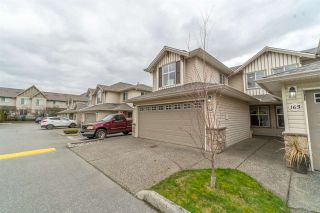 """Photo 2: 162 6450 VEDDER Road in Chilliwack: Sardis East Vedder Rd Townhouse for sale in """"Country Grove"""" (Sardis)  : MLS®# R2555822"""