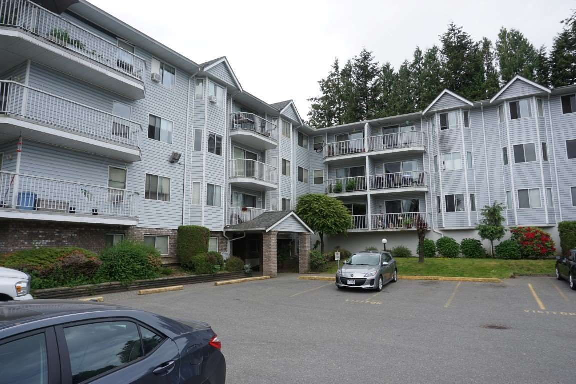 """Main Photo: 105 2750 FULLER Street in Abbotsford: Central Abbotsford Condo for sale in """"Valley View Terrace"""" : MLS®# R2277447"""
