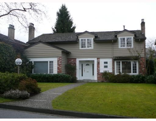 Main Photo: 2080 W 29TH Avenue in Vancouver: Quilchena House for sale (Vancouver West)  : MLS®# V758085