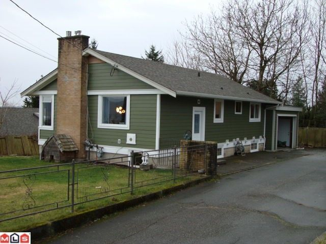 Main Photo: 7745 HORNE Street in Mission: Mission BC House for sale : MLS®# F1200300