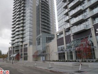 "Photo 1: 2803 9981 WHALLEY Boulevard in Surrey: Whalley Condo for sale in ""Park Place"" (North Surrey)  : MLS®# F1127945"