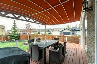 Photo 37: 703 Greaves Crescent in Saskatoon: Willowgrove Residential for sale : MLS®# SK809068
