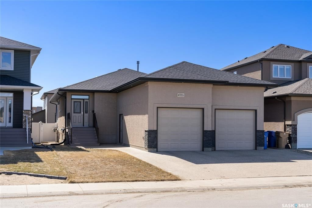 Main Photo: 4721 Green View Crescent East in Regina: Greens on Gardiner Residential for sale : MLS®# SK849218
