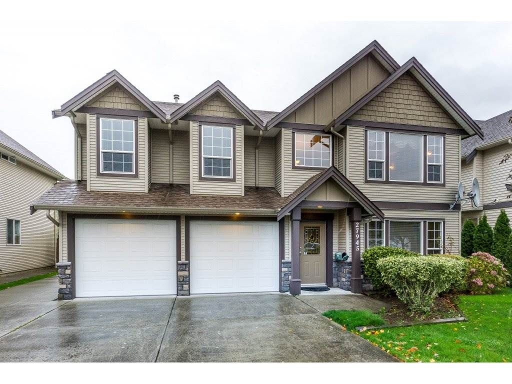 """Main Photo: 27945 JUNCTION Avenue in Abbotsford: Aberdeen House for sale in """"~Station~"""" : MLS®# R2216162"""