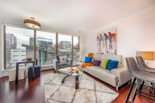 """Photo 3: 404 1633 W 8TH Avenue in Vancouver: Fairview VW Condo for sale in """"Fircrest Gardens"""" (Vancouver West)  : MLS®# R2537315"""