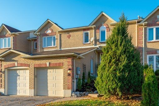 Main Photo: 56 Woodstone Place in Whitby: Pringle Creek House (2-Storey) for sale : MLS®# E3375609