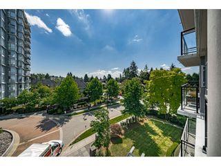 "Photo 15: 508 555 DELESTRE Avenue in Coquitlam: Coquitlam West Condo for sale in ""CORA TOWERS"" : MLS®# R2481157"