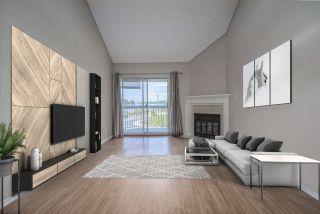 "Photo 1: 312 11510 225 Street in Maple Ridge: East Central Condo for sale in ""RIVERSIDE"" : MLS®# R2489080"