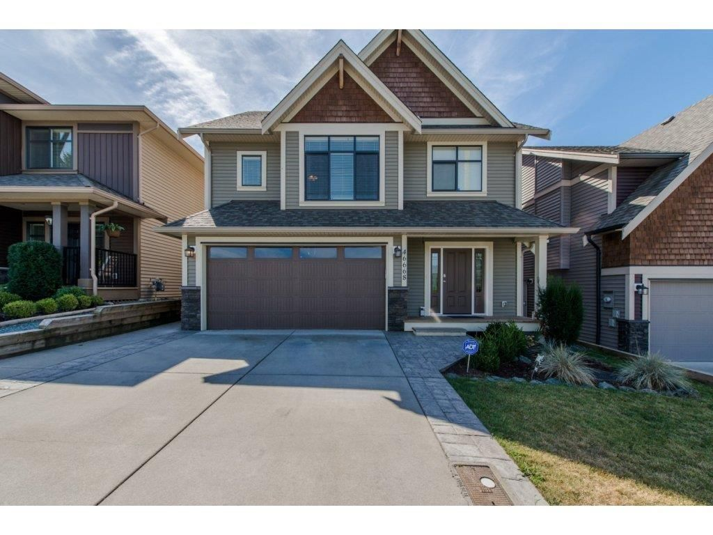 Main Photo: 46668 Uplands Rd, in Sardis: Promontory House for sale : MLS®# R2104093