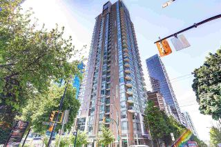 """Photo 1: 1602 1308 HORNBY Street in Vancouver: Downtown VW Condo for sale in """"SALT"""" (Vancouver West)  : MLS®# R2580281"""