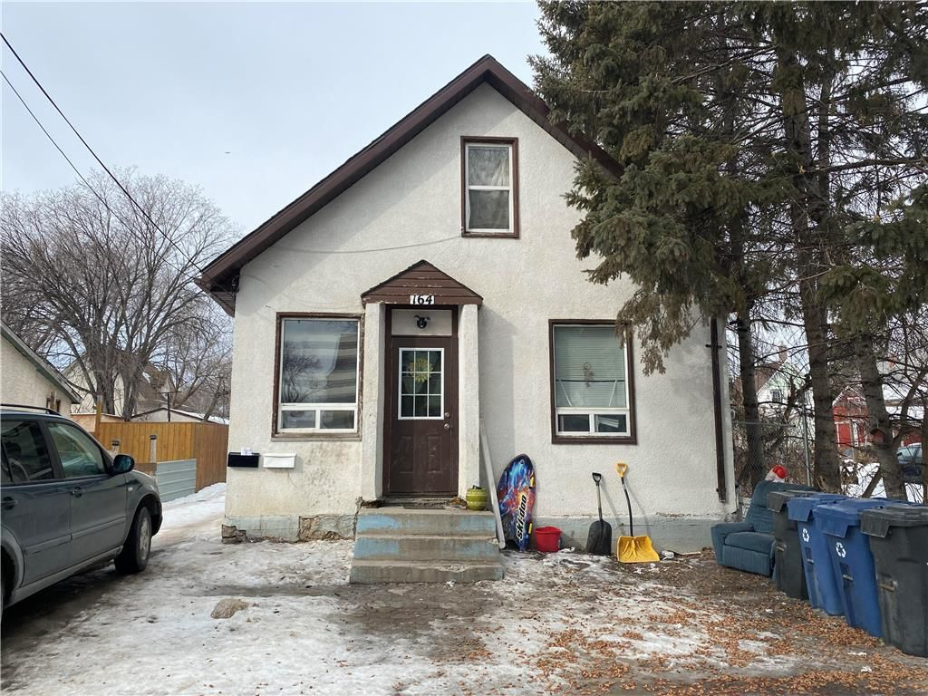 Main Photo: 164 Stephens Street in Winnipeg: Point Douglas Residential for sale (4A)  : MLS®# 202103255