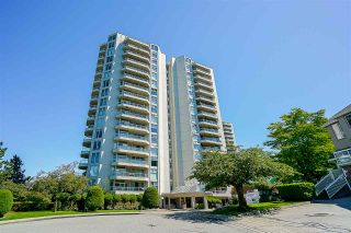 "Main Photo: 906 71 JAMIESON Court in New Westminster: Fraserview NW Condo for sale in ""PALACE QUAY"" : MLS®# R2534774"