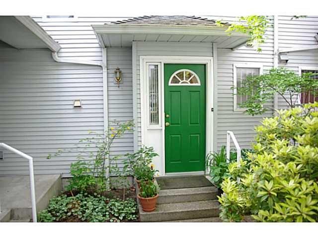 Main Photo: 3765 FRASER Street in Vancouver: Fraser VE Townhouse for sale (Vancouver East)  : MLS®# V1063901