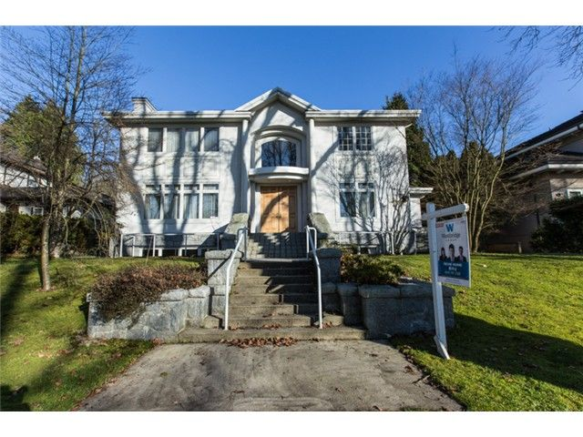 """Main Photo: 4538 ANGUS Drive in Vancouver: Shaughnessy House for sale in """"SHAUGHNESSY"""" (Vancouver West)  : MLS®# V1106520"""