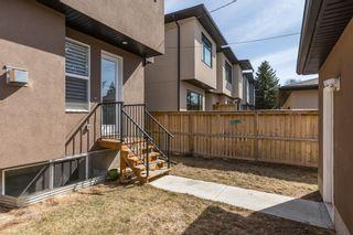 Photo 35: 1117 Russet Road NE in Calgary: Renfrew Semi Detached for sale : MLS®# A1089677