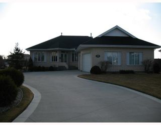 Photo 1: 11 CLEARWOOD Cove in WINNIPEG: Birdshill Area Residential for sale (North East Winnipeg)  : MLS®# 2806116