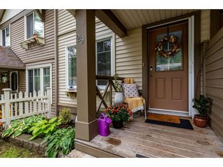 """Photo 1: 29 4401 BLAUSON Boulevard in Abbotsford: Abbotsford East Townhouse for sale in """"The Sage"""" : MLS®# R2621027"""