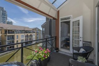 """Photo 18: 411 2 RENAISSANCE Square in New Westminster: Quay Condo for sale in """"The Lido"""" : MLS®# R2620634"""