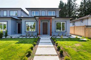 Photo 1: 6495 WALKER Avenue in Burnaby: Upper Deer Lake 1/2 Duplex for sale (Burnaby South)  : MLS®# R2439184