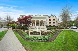 Photo 1: 415 2995 PRINCESS Crescent in Coquitlam: Canyon Springs Condo for sale : MLS®# R2612330