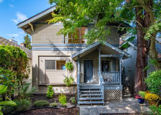 """Photo 1: 3669 W 14TH Avenue in Vancouver: Point Grey House for sale in """"Point Grey"""" (Vancouver West)  : MLS®# R2621436"""