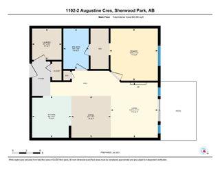 Photo 24: 1102 2 AUGUSTINE Crescent: Sherwood Park Condo for sale : MLS®# E4254923