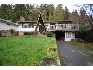 Photo 1: 1444 RIVERSIDE DR in North Vancouver: Seymour House for sale : MLS®# V1113790