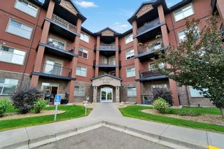 Main Photo: 212 69 Ironstone Drive: Red Deer Apartment for sale : MLS®# A1115914
