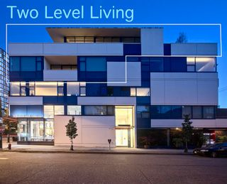 """Photo 4: 501-PH 1510 W 6TH Avenue in Vancouver: Fairview VW Condo for sale in """"THE ZONDA"""" (Vancouver West)  : MLS®# R2604402"""