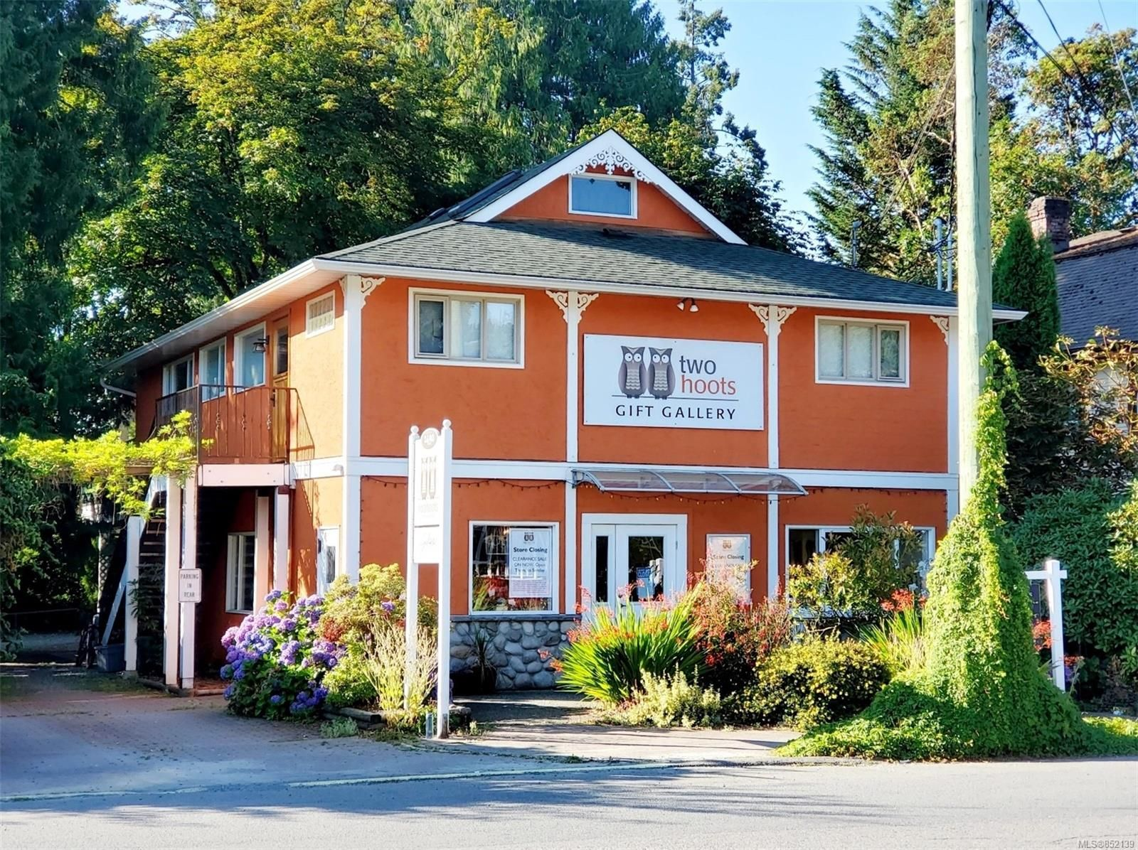 Main Photo: 1490 Fisher Rd in : ML Cobble Hill Mixed Use for sale (Malahat & Area)  : MLS®# 852139