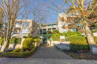 Photo 1: 206 2525 W 4TH Avenue in Vancouver: Kitsilano Condo for sale (Vancouver West)  : MLS®# R2522246