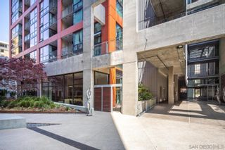 Photo 2: DOWNTOWN Condo for sale : 1 bedrooms : 350 11th Avenue #124 in San Diego