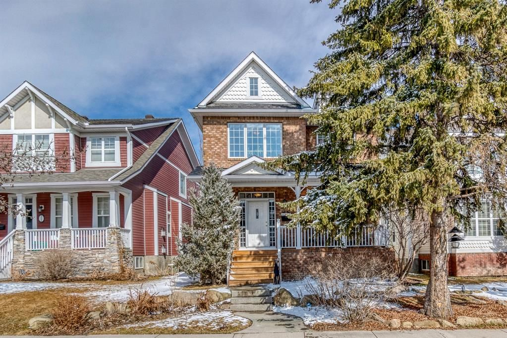 Main Photo: 2148 Vimy Way SW in Calgary: Garrison Woods Detached for sale : MLS®# A1096913