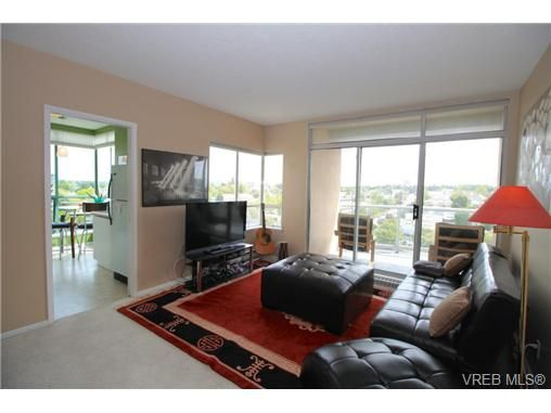 Photo 2: Photos: 1106 1020 View St in VICTORIA: Vi Downtown Condo for sale (Victoria)  : MLS®# 701380